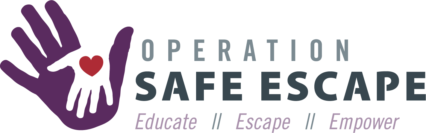 Operation: SafeEscape Logo